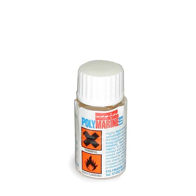 A3695B Curative for Hypalon & PVC Fabric Adhesive - 10ml
