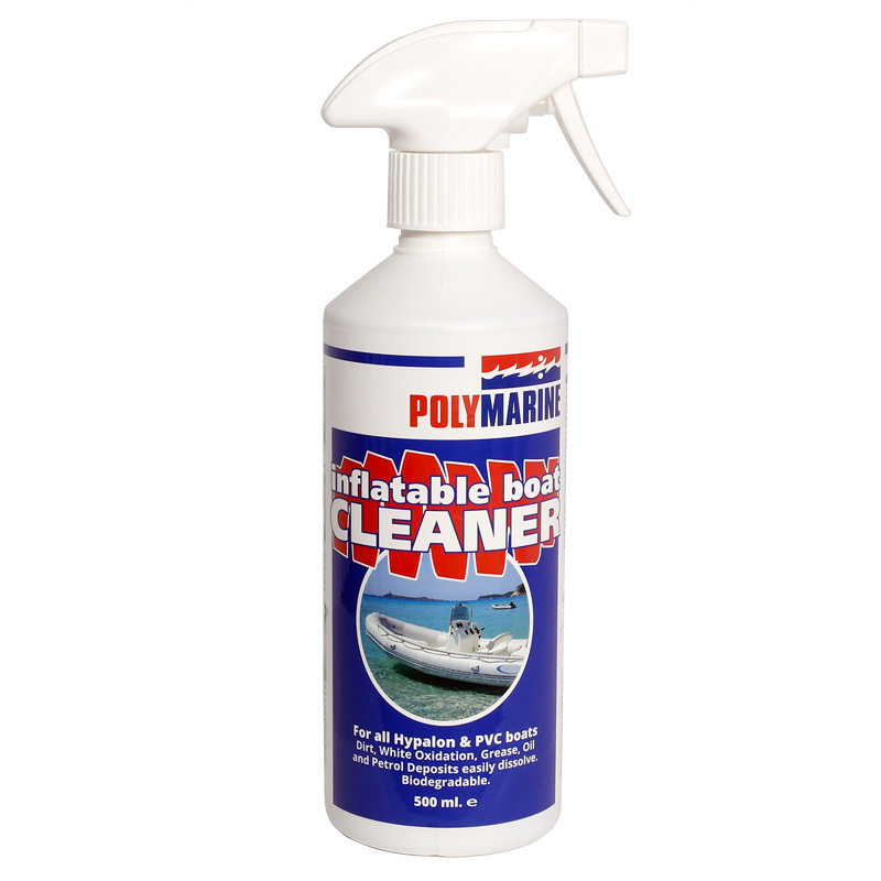 Inflatable Boat Cleaner, 500ml Trigger Spray